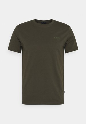 ALPHIS - T-shirt basic - dark green