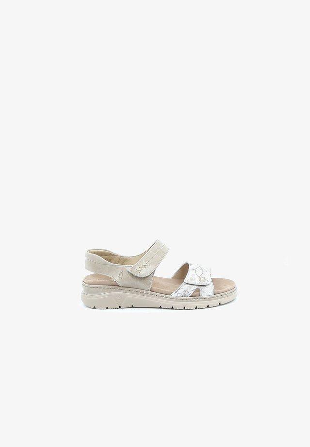 RAFIK - Sandales de randonnée - beige