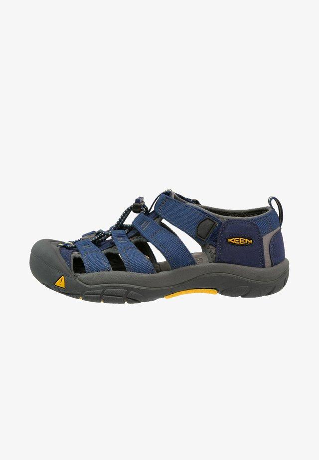 NEWPORT H2 - Walking sandals - blue depth/gargoyle
