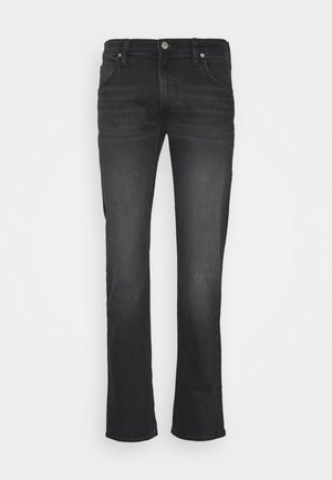 DAREN ZIP FLY - Straight leg jeans - grey denim/grey/light grey