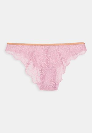 ABSTRACT HIPSTER BRIEF - Alushousut - pink lavender