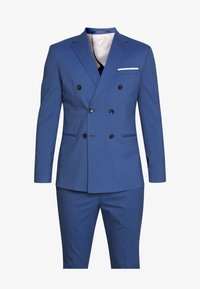 Selected Homme - SLHSLIM SUIT - Suit - estate blue - 8