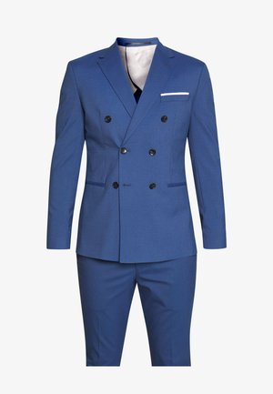 SLHSLIM SUIT - Kostym - estate blue