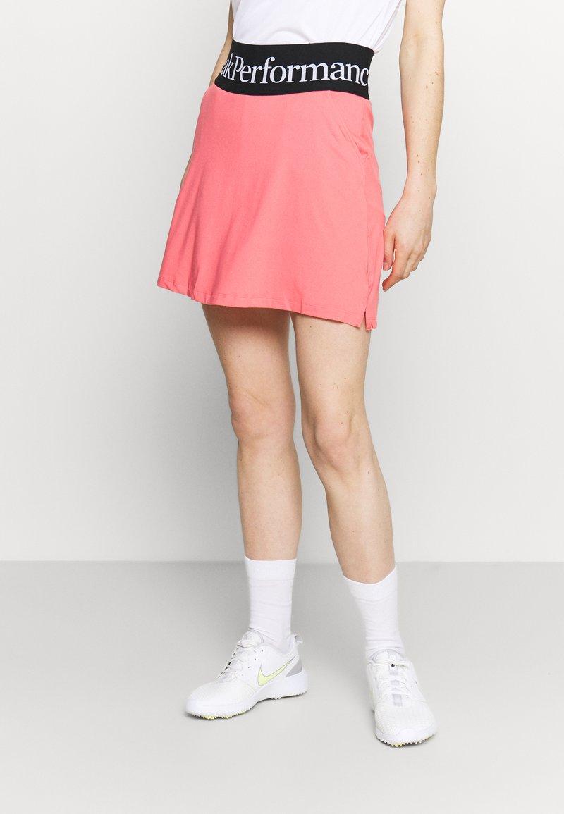Peak Performance - TURF SKIRT - Sports skirt - alpine flower