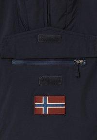 Napapijri - RAINFOREST POCKET - Light jacket - blu marine - 5