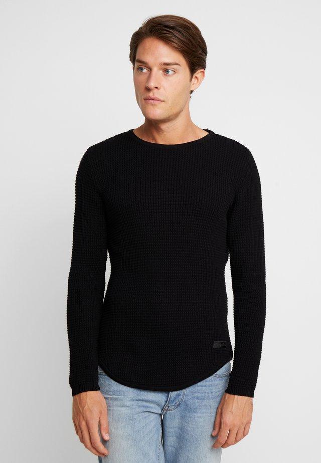 ARNOLD - Pullover - black