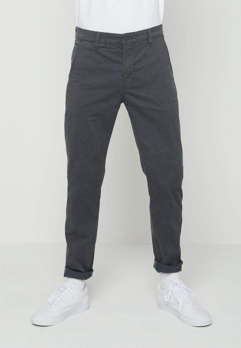 Levi's® - XX CHINO SLIM FIT II - Chinos - greys