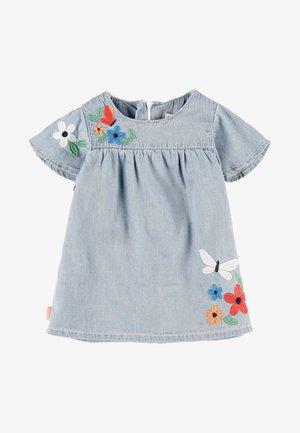 Denimové šaty - blue denim