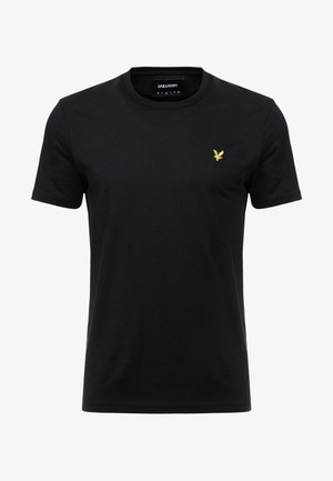 Basic T-shirt - jet black