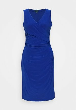 MID WEIGHT DRESS - Jersey dress - summer sapphire