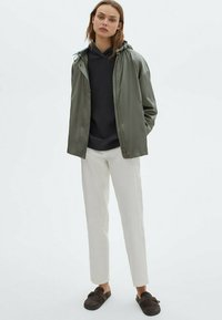 Massimo Dutti - Outdoor jacket - grey - 3