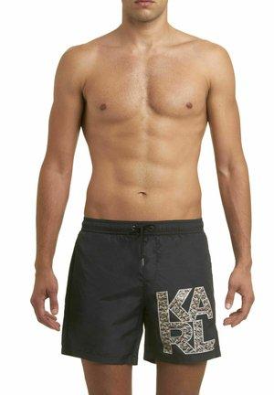 LIBRARY  - Swimming shorts - black