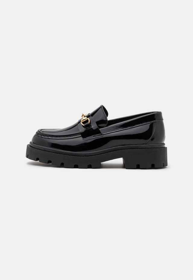SLFEMMA LOAFER  - Mocassins - black