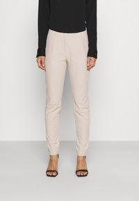 RIANI - DANIELLE - Trousers - beige - 0
