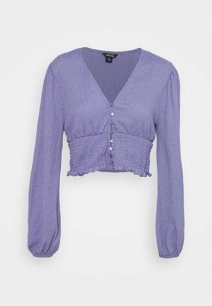 ZOEY - Topper langermet - lilac purple medium dusty
