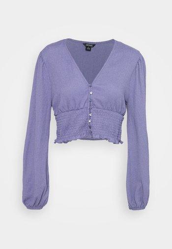 ZOEY - Long sleeved top - lilac purple medium dusty