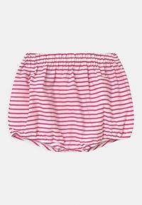 Polo Ralph Lauren - STRIPE SET - Shirt dress - pink/white - 2