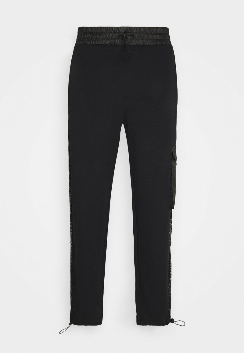 HUGO - DURIMI - Pantalon de survêtement - black