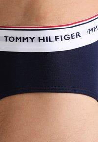 Tommy Hilfiger - STRETCH BRIEF PREMIUM 3 PACK  - Braguitas - dark blue - 5