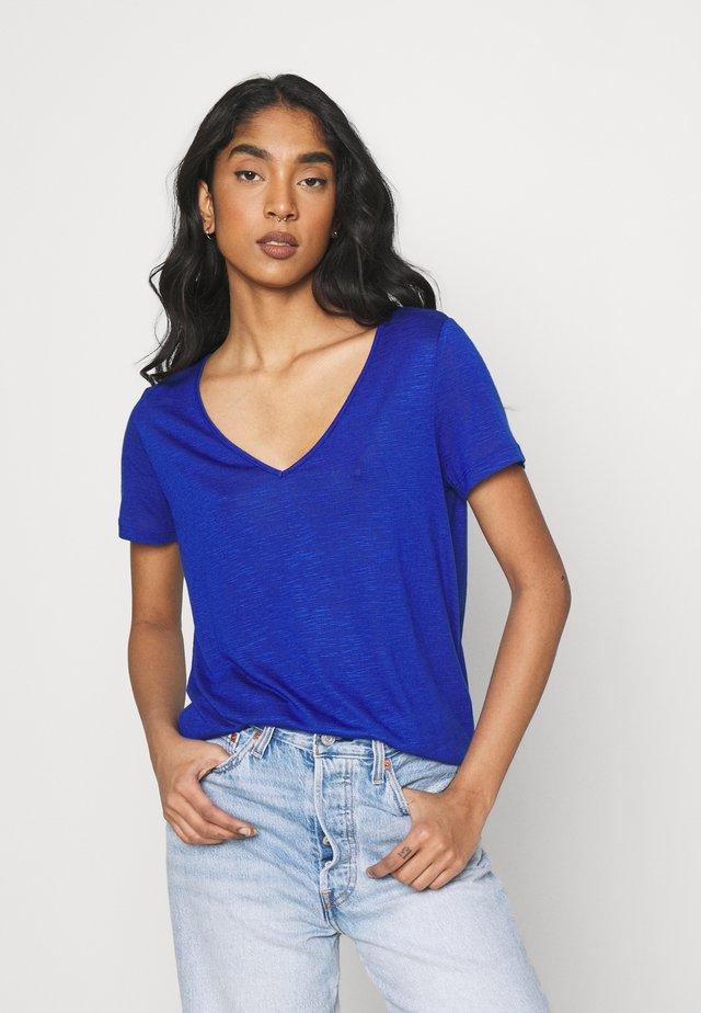 T-shirt basic - mazarine blue