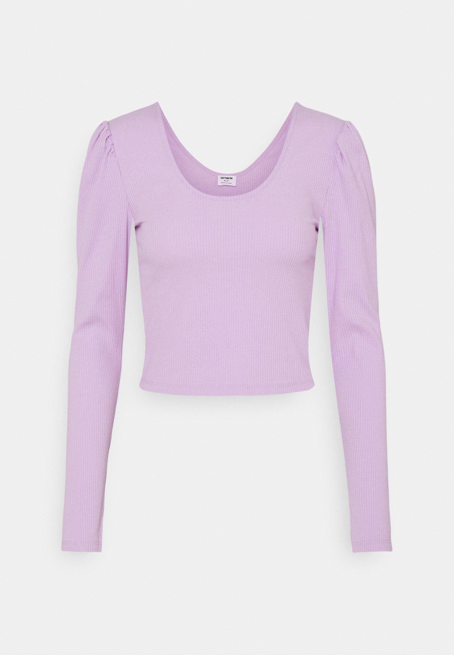 Women PAMELA PUFF SLEEVE LONG SLEEVE  - Long sleeved top