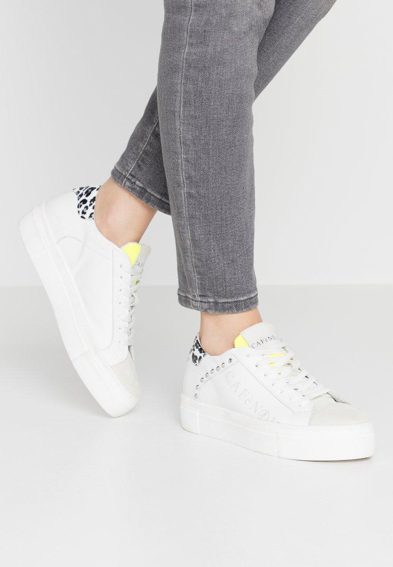 CAFèNOIR - Sneakers - bianco