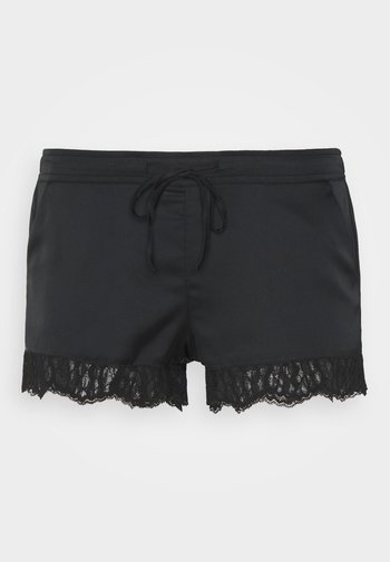 BROOKLYN SHORT - Pantaloni del pigiama - noir