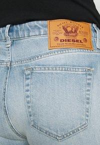 Diesel - D-JOY-BS - Slim fit jeans - light blue - 4