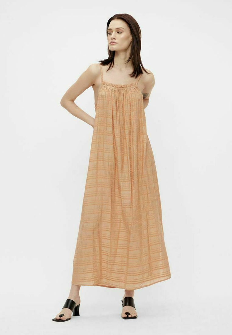 Object - Maxi dress - shrimp