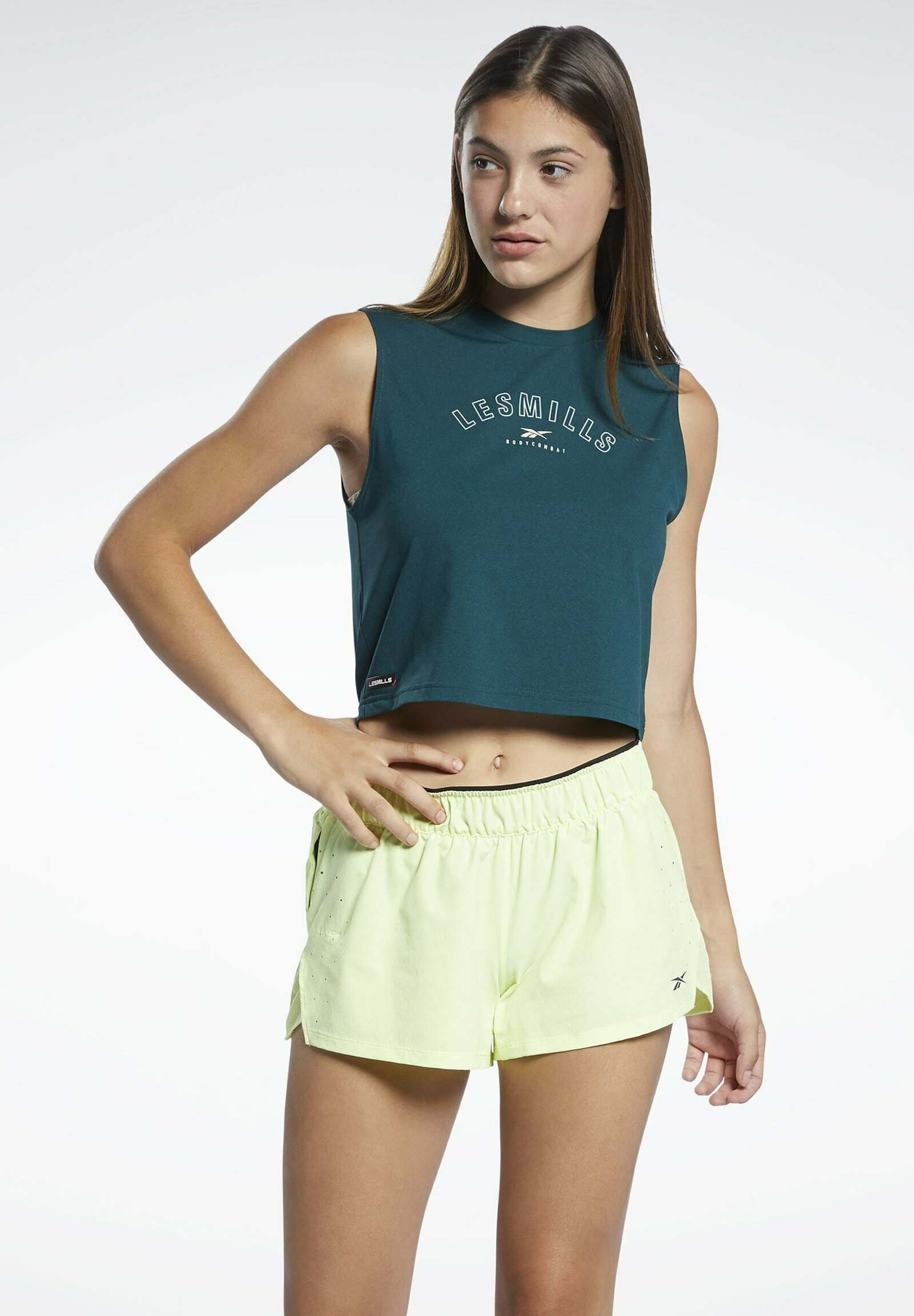 Women LES MILLS® BODYCOMBAT® CROPPED - Top