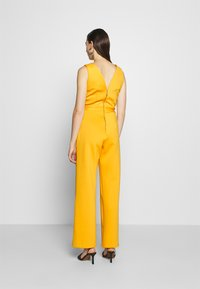 Closet - D RING WRAP - Jumpsuit - yellow - 2