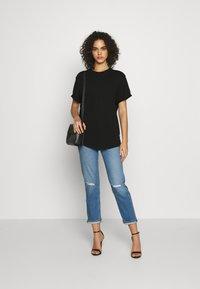 G-Star - LASH LOOSE - Basic T-shirt - black - 1