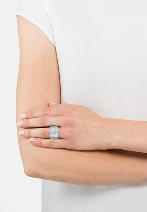 DAMENRING DUCTUS - Ring - silver-coloured