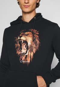 CLOSURE London - LION HOODY - Sweat à capuche - black - 5
