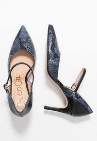 Paco Gil - MINA - Classic heels - bluette/nero - 3