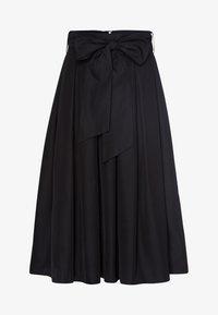 zero - A-line skirt - black - 3
