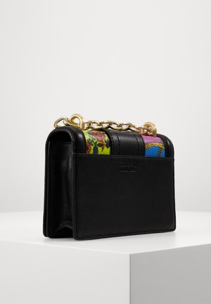 CROSS BODY FLAP - Across body bag - multi-coloured