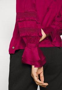 Fabienne Chapot - Long sleeved top - purple sky - 5