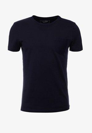 IN NEW STRUCTURE - T-shirt basique - sky captain blue