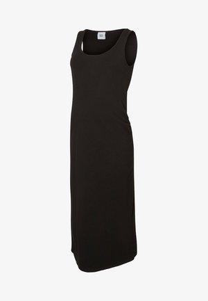 MIDI TANK DRESS - Vestido ligero - black