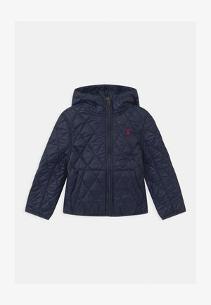 HENSEN HOOD OUTERWEAR - Winter jacket - cruise navy