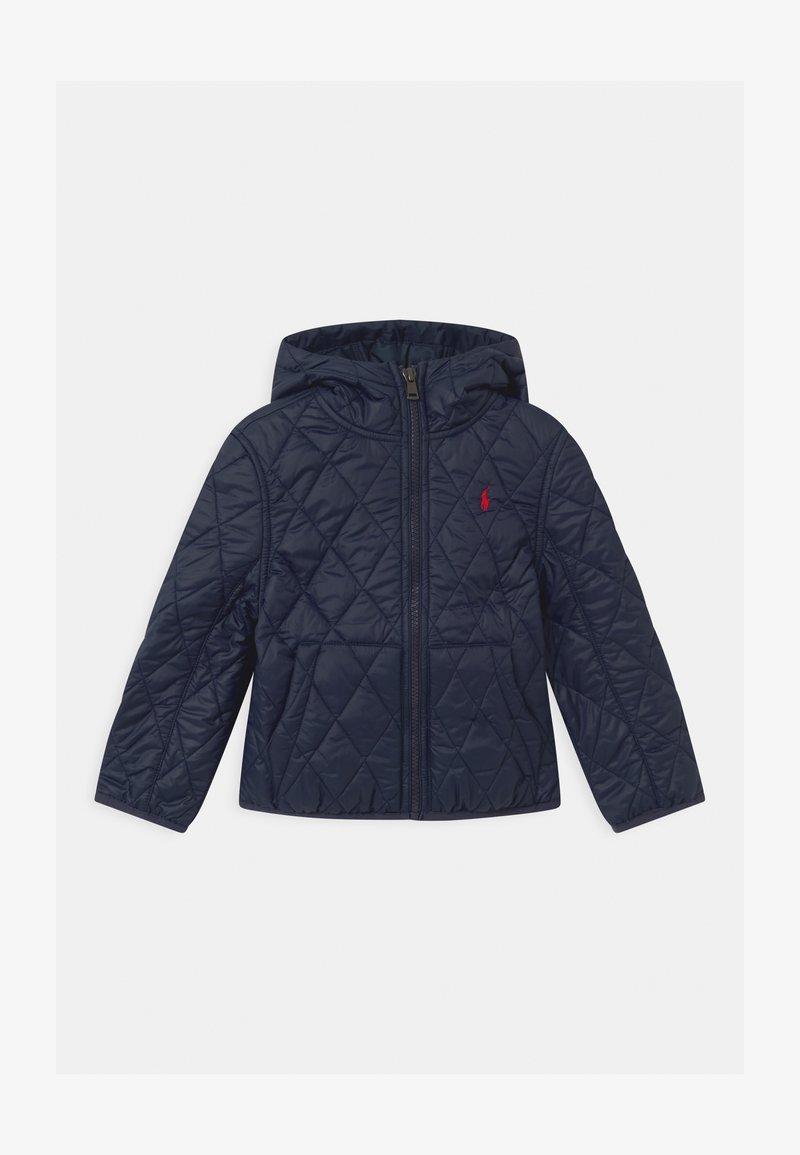 Polo Ralph Lauren - HENSEN HOOD OUTERWEAR - Winter jacket - cruise navy
