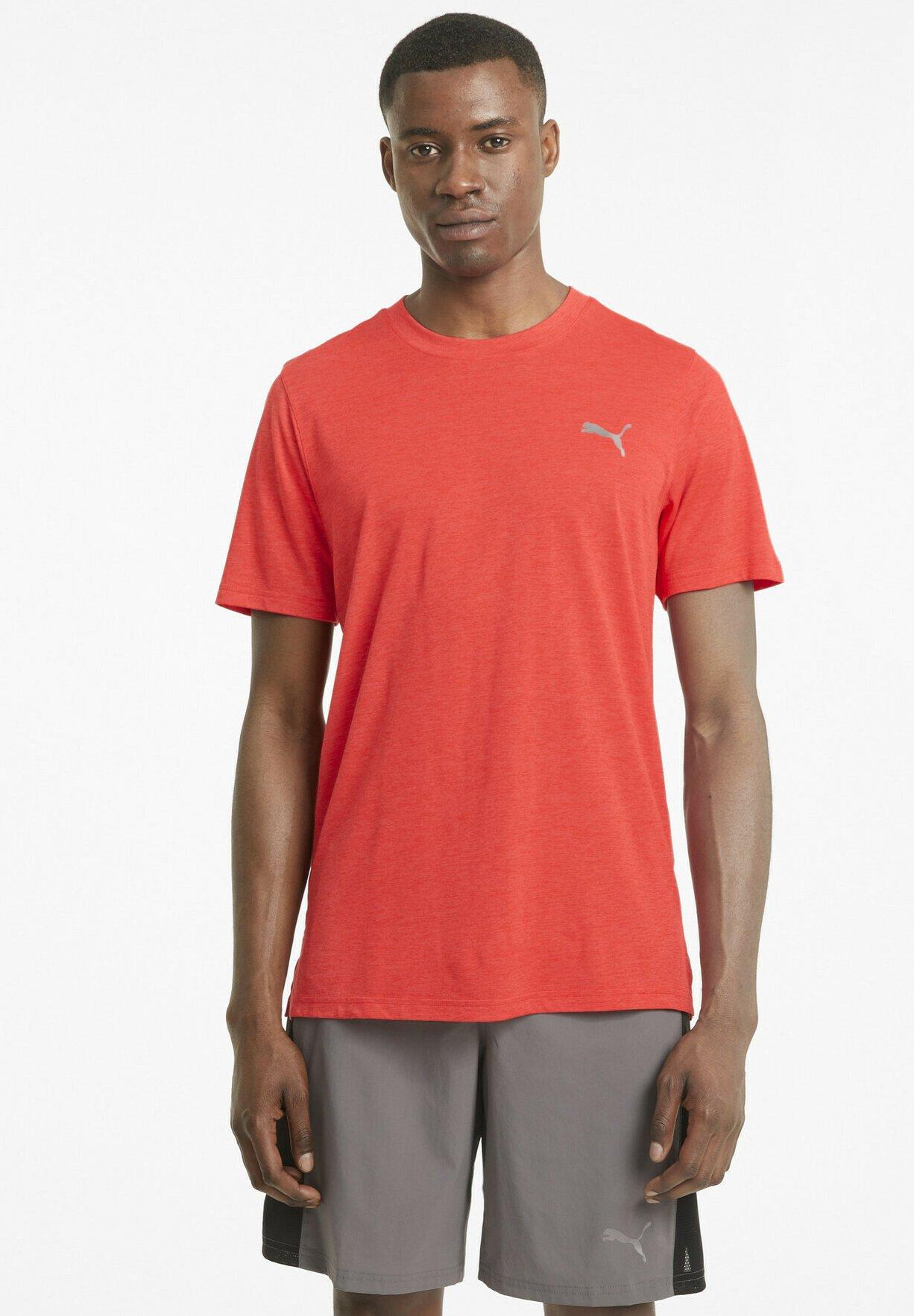 Homme FAVOURITE HEATHER - T-shirt de sport
