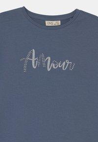 OVS - SET - Print T-shirt - coronet blue - 3