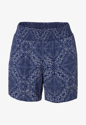 ABBIE - Shorts - blue