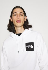 The North Face - FINE HOODIE - Huppari - white - 3