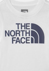 The North Face - TODD EASY UNISEX - Printtipaita - white/navy - 2