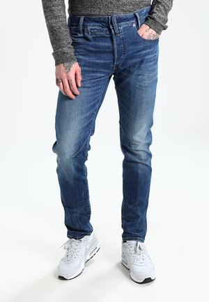 D-STAQ 5-PKT SLIM - Jeansy Slim Fit - elto superstretch