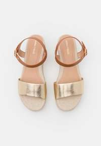 Anna Field - Loafers - gold