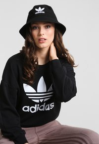 adidas Originals - BUCKET HAT UNISEX - Klobouk - black - 4
